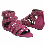 Aeroo Sandals (Fuchsia Canvas) - Women's Sandals -