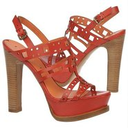 Gwena Shoes (Red) - Women's Shoes - 7.5 M