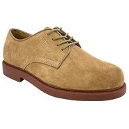Brockton Pre/Grd Shoes (Taupe) - Kids' Shoes - 5.0