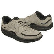 Bodyworks Sport Lace Shoes (White/Charcoal) - Men'