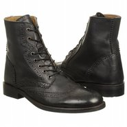 Arista Brogue Boot Boots (Black) - Men's Boots - 4