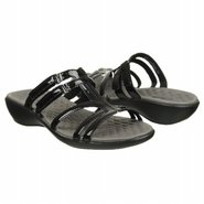 Sonar Pilot Sandals (Black Patent) - Women's Sanda