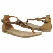Basira Sandals (Tan Snow Washed) - Women's Sandals