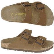 Arizona Sandals (Cocoa Nubuck) - Men's Sandals - 4