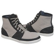 Newmkt LP Roll Top Boots (Grey/Navy) - Men's Boots
