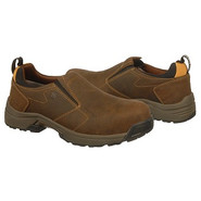 Lightweight ESD Double G Shoes (Full Grain Brown)