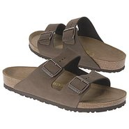 Arizona Sandals (Antique Peat Nubuck) - Men's Sand