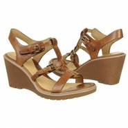 Adora T-Strap Sandals (Walnut) - Women's Sandals -