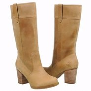 Rudston WP Pull-On Boots (Golden Beige) - Women's