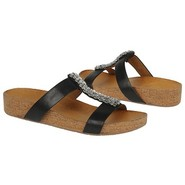 Belle Sandals (Washed Black) - Women's Sandals - 4
