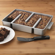 The Edge Brownie Pan by Baker's Edge - Brownie Pan