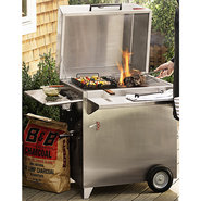 Legacy 132 Outdoor Grill and Smoker