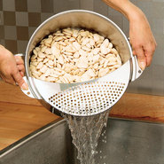Stainless-Steel Pour-Off Sieve