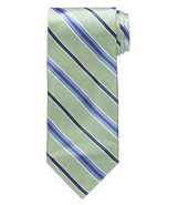 Signature Satin Alternating Stripes Tie JoS. A. Ba