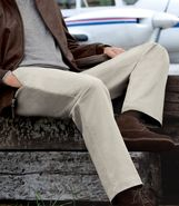 VIP Take It Easy Plain Front Pants JoS. A. Bank