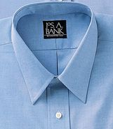 Pinpoint Oxford Point Collar Dress Shirt by JoS. A