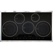 Designer Series 36   Stainless Steel Induction Coo