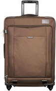 Network By Tumi Brown 4 Wheeled Medium Trip Luggag