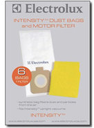 Intensity Upright 6 Pack Vacuum Bags - EL206A