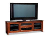 Novia Series Cherry TV Stand - NOVIA8429CH