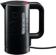 BISTRO Black 17 Ounce Electric Water Kettle - 1145