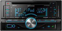 Double DIN In-Dash Car Stereo Receiver - DPX-500BT
