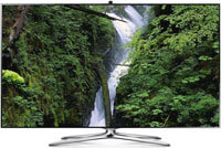 55   Black LED 1080P 3D HDTV - UN55F7500AFXZA