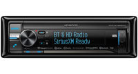 Single DIN In-Dash Car Stereo Receiver - KDC-BT955