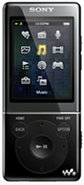 16GB Black E Series Walkman Video MP3 Player - NWZ