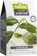 Flash Chill Iced Classic Black Whole Leaf Black Te