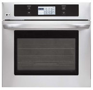 Stainless Steel Built-In Electric Oven - LWS3081ST