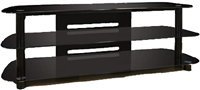 BellO Black Flat Panel TV Stand - PVS-4216
