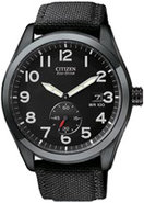 Eco-Drive Black Sport Mens Watch - BV1085-06E
