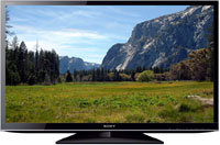 32   Black 720P LED HDTV - KDL-32EX340