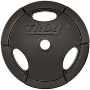 Troy Barbell 35lb Urethane Encased Olympic Grip Pl