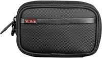 Alpha Black Travel Accessory Pouch - 19290 BLACK