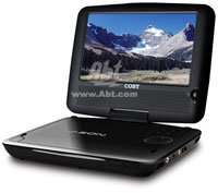 10.2   Portable Black DVD Player - TFDVD1029