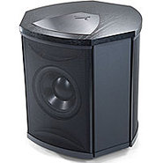 Martin Logan Black Subwoofer - Descent i BLACK