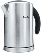 Ikon 1.7 Liter Premium Kettle - Brushed Stainless
