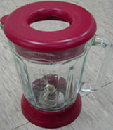 DM2000 Series Replacement Glass Jar - AD3100