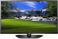 55   Black LED 1080P 120Hz Smart HDTV - 55LN5700
