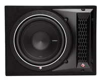 10   Single P1 Enclosed Car Subwoofer - P1-1X10