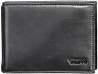 Black Delta Money Clip Wallet - 18645 BLACK