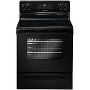 30   Black Freestanding Electric Range - FFEF3018L