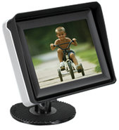 Basic 3.5   LCD Rear Observation Monitor - ACAM350