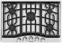 30   D3 Series Stainless Steel Gas Cooktop - RDGSU