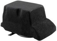 Black Ford F-150 Subwoofer Stealthbox - 94037