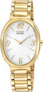 Allura Gold Tone Ladies Watch - EX1232-50A