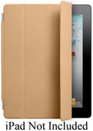 Tan Leather iPad 2 Smart Cover - MC948LL/A
