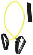 Yellow Very Light Xertube Resistance Band With Doo